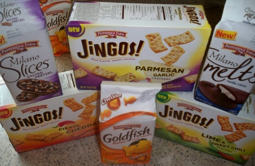 100 4181 500x375 Review: Pepperidge Farms Celebrates 75 Year Anniversary with New Products