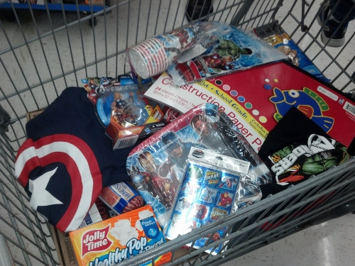 2012 09 23 16 16 30 9 500x375 Celebrating The Avengers DVD Release with Family Fun Night #CBias #MarvelAvengersWMT