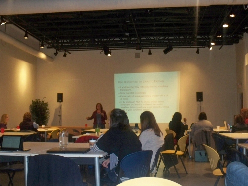 show-me-the-blog-conference-2012 #smbstl #melisasource