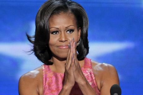 a.Michelle1 First Lady Michelle Obama Pens Open Letter To Newtown, Connecticut