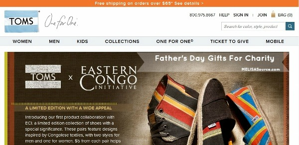 father's-day-gifts-for-charity-ben-afleck-limited-edition-shoes-by-toms #fathersday #fathersdaygifts #fathersdaygiftsforcharity