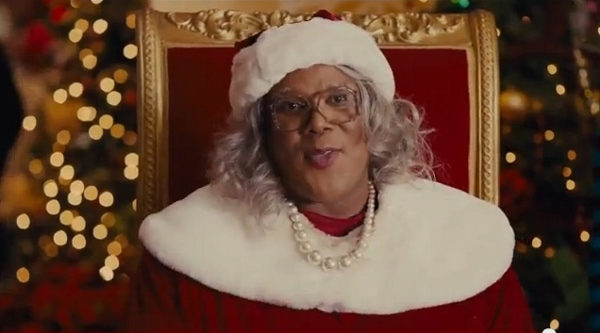 Movie News: A Madea Christmas Trailer [VIDEO]