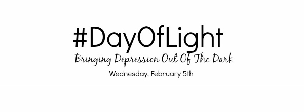 My Personal Experience With Depression #DayOfLight