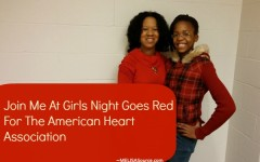 Join Me At Girls Night Goes Red For The American Heart Association #GoRedSTL