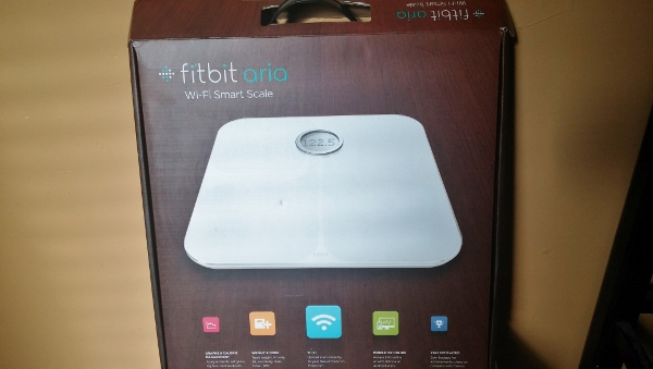 Weight Management And More With The Verizon FitBit Aria Scale #Verizon