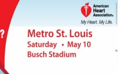 Metro St Louis Heart Walk 2014: Make Health A Family Affair #GoRedSTL