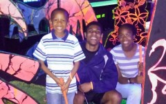 Our Family Fun Night At Putting Edge Glow In The Dark Mini Golf And Arcades
