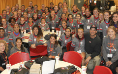 San Francisco 49ers Inspire High School Girls At T.H.I.N.K. GOLD Conference