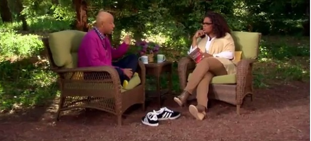 First Look: Father's Day With Russell Simmons And Robin Roberts On OWN TV