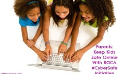Parents: Keep Kids Safe Online With BGCA #CyberSafe Initiative #CyberTribe #Sponsored #MC