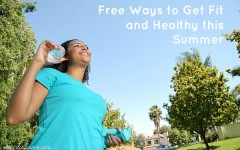 4 Free Ways to Get Fit and Healthy this Summer
