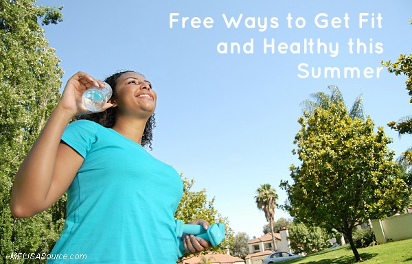 Free Ways to Get Fit and Healthy this Summer