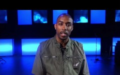Watch: Montell Jordan Asks Fans To Get 'Covered'