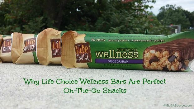 Why Life Choice Wellness Bars Are Perfect On The Go Snacks #BarNutrition
