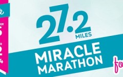 I Am A Lead Blogger For Miracle Marathon 2014! #MiracleMarathon