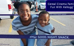 Cereal Cinema Family Fun With Kellogg's #GoodnightSnack #cbias #shop