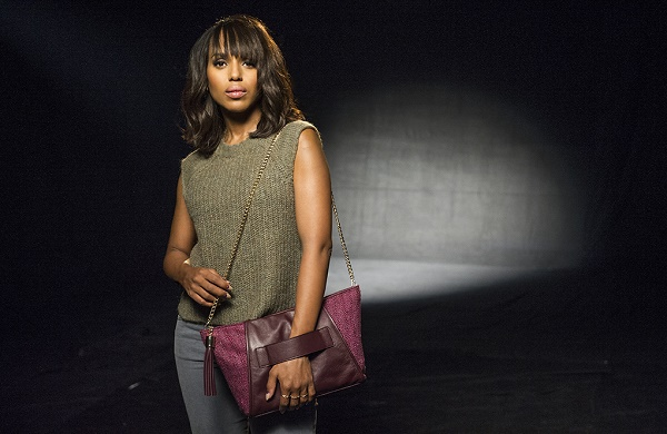 Kerry Washington Joins Allstate Foundation Purple Purse Campaign
