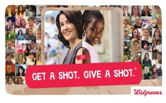 Help Give A Child A Shot At Life With Walgreens! #GetAShot #CollectiveBias #shop