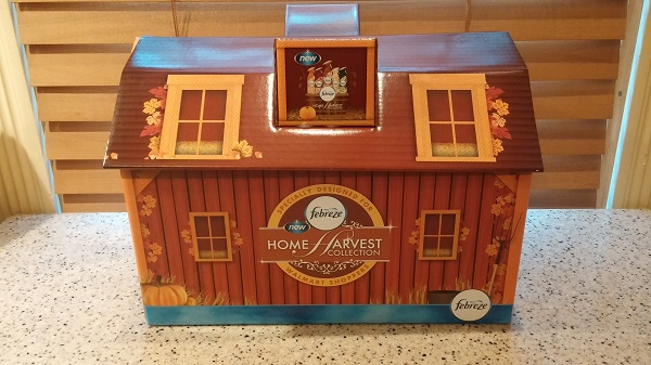Fall Is In The Air With Febreze Home Harvest Collection #FebrezeFall