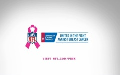 NFL A Crucial Catch Day Supports Breast Cancer Education #NFLPink