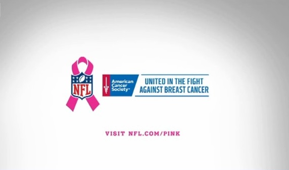 NFL A Crucial Catch Day Supports Breast Cancer Education
