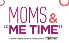 Fruitwater and BlogHer Asks Moms: How Do You #StealAMoment?