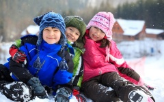 How To Keep Kids Safe Outside All Winter
