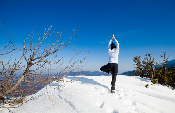 Use Yoga To Beat The Flu This Winter