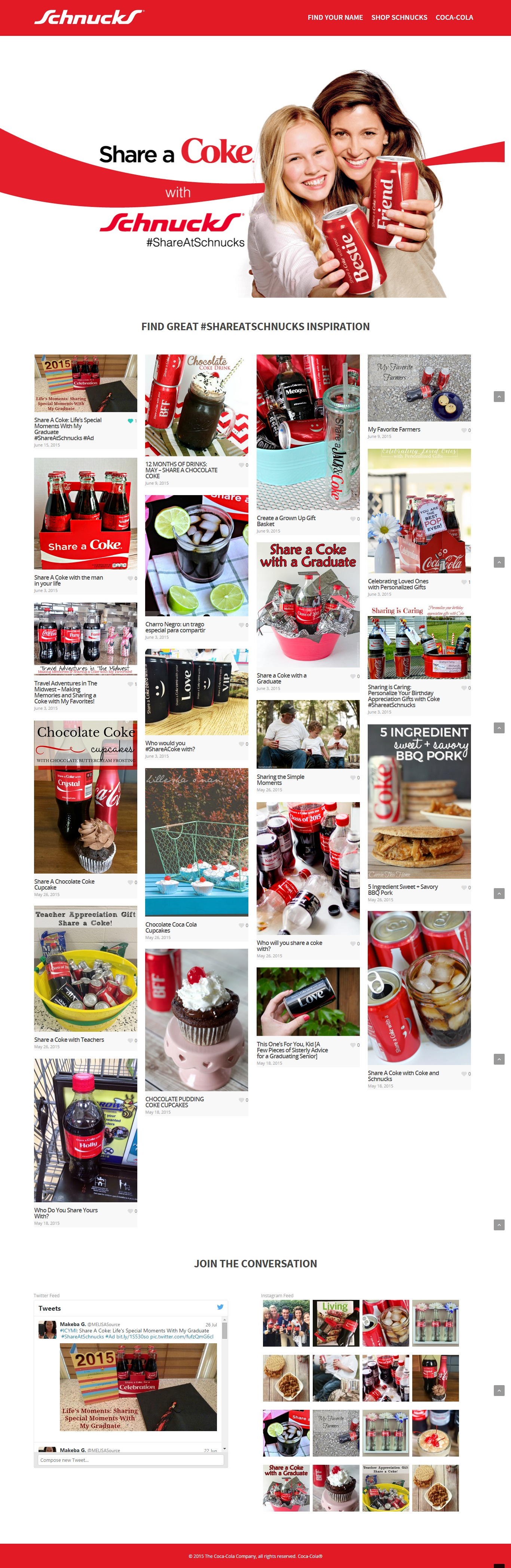 MELISASource | Advertise coca-cola-blogger