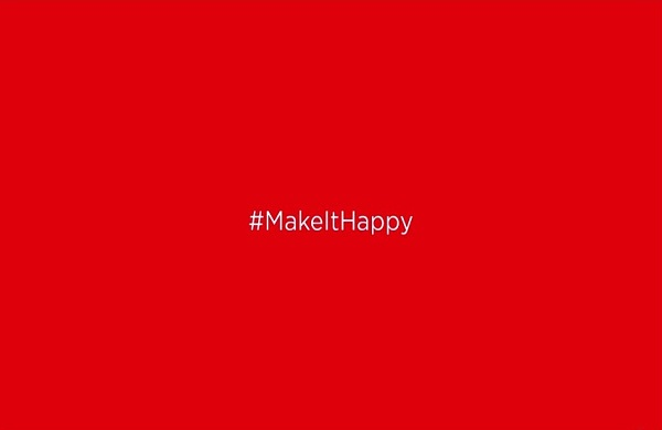 Coca-Cola #MakeItHappy