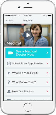 physician care on the go doctor on demand