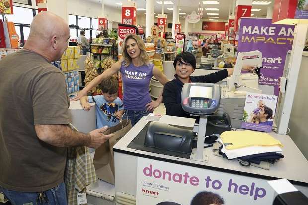 kmart march of dimes