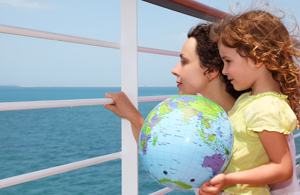 Why More Families Are Taking To The Seas To See The World New Ocean Cruise Line Is Latest Trend In Travel