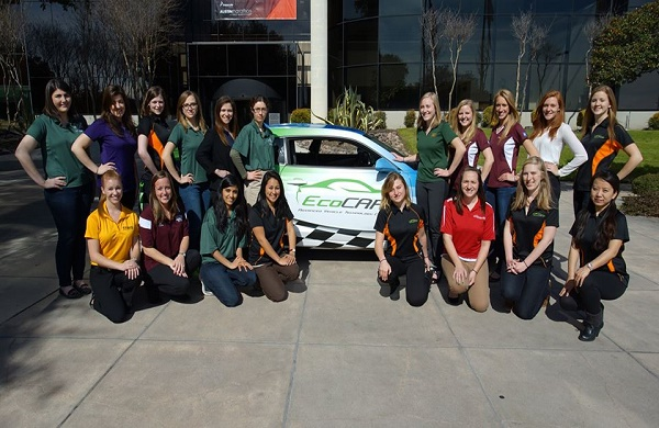 EcoCAR 3: How Young Women Are Leading The Charge For Change On The Iconic Chevy Camaro