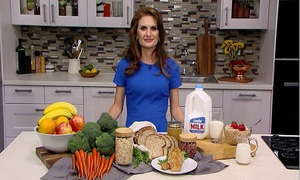 michelle dudash summer nutrition tips