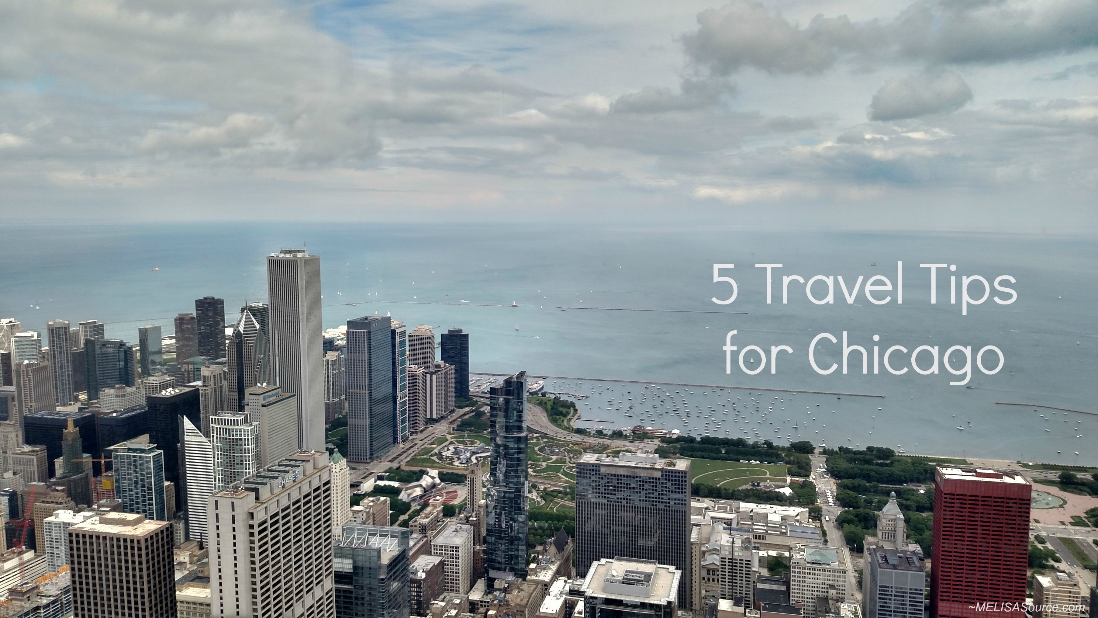 travel tips for Chicago #travel #chicago