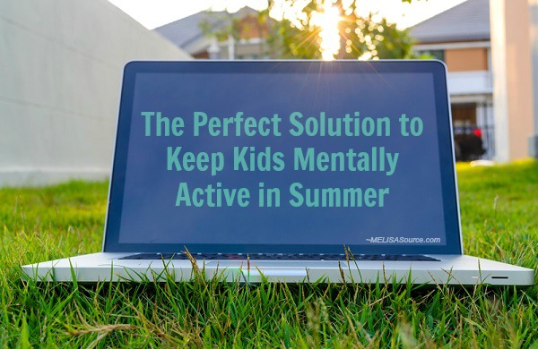 Keep Kids Mentally Active In Summer