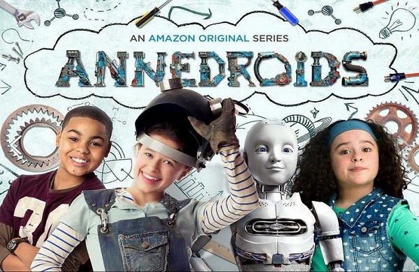 Annedroids Season 2: A Chat With Show Creator JJ Johnson