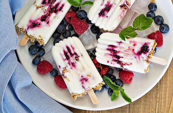 Easy Summer Snacking Made Possible With Yoplait Yogurt