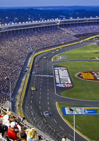 The 6 most famous attractions in charlotte nc for Charlotte motor speedway museum