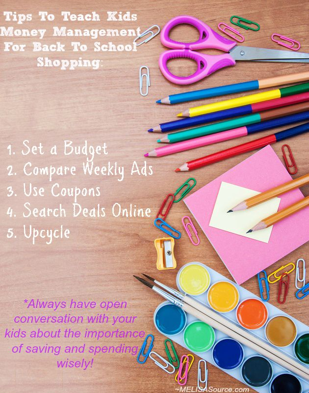 Back to school money management #iamprotective #Ad