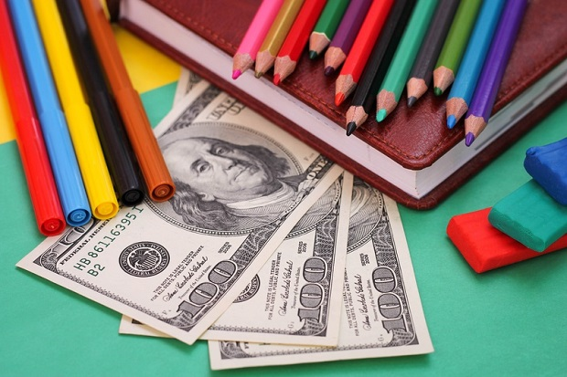 Back to school money management