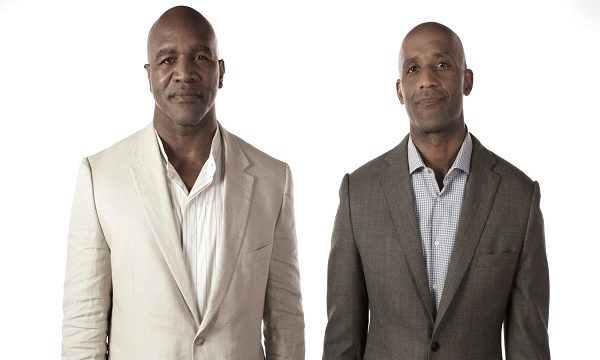 Evander Holyfield and Brian Custer Urge Men to Get Checked for Prostate Cancer