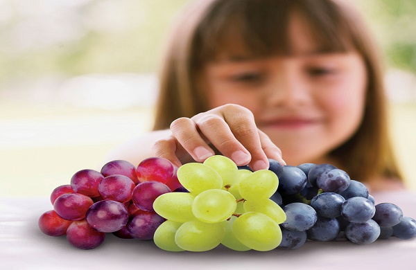 grapes from Mexico