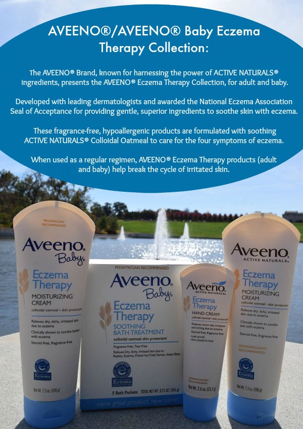 Got Eczema? Soothe Your Skin With These Amazing Products from AVEENO®