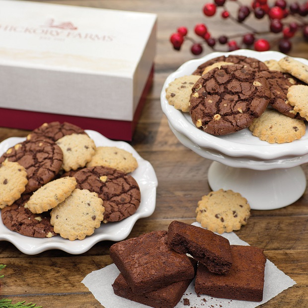 Chocolate Decadence Trio: A collection of fudgy Chocolate Chunk ...
