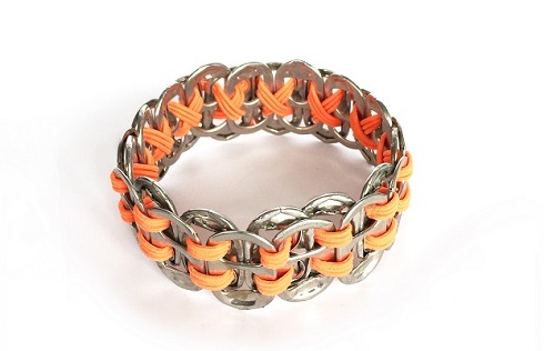PCF Orange Bracelet Gifts that Give Back 5by20