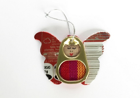 Small Angel Ornament Gifts that Give Back