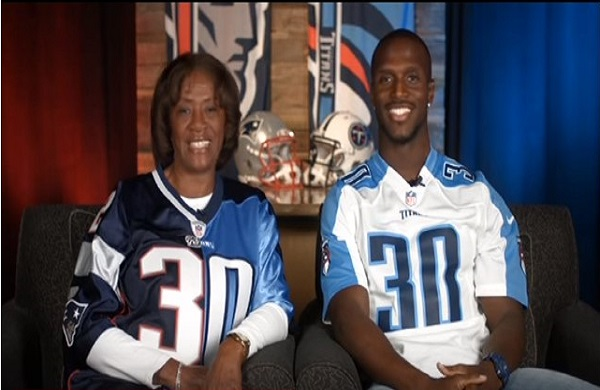 NFL Star Jason McCourty Shares Game Day and Holiday Traditions