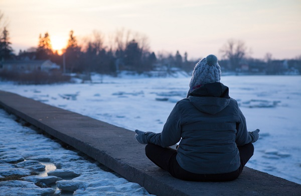 Survive Winter Solstice with Free Voice-Guided Meditation